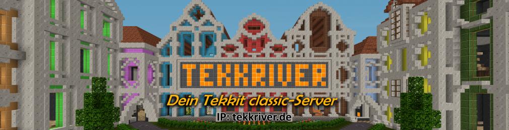 TekkRiver Banner