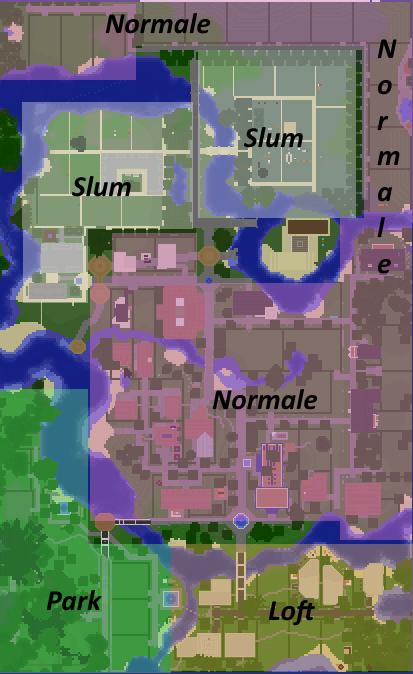 Stadtkarte UTown10